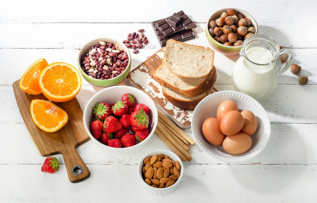 Alergias, intolerâncias e hipersensibilidades alimentares
