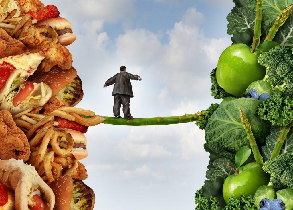 Mudar hábitos alimentares, perder peso emagrecer de forma saudável